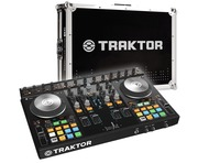 Native Traktor Kontrol S4 MK2 & Traktor Kontrol S4 Hard Flight Case