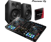 Pioneer DDJ-RR & Pioneer DM-40 Speaker Package