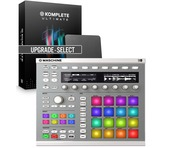 NI Maschine MK2 White & Komplete 11 Ultimate UPG Select