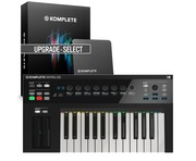 Native Instruments Komplete Kontrol S25 & Komplete 11 UPG Select