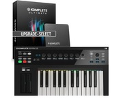 Native Instruments Komplete Kontrol S25 & Komplete 11 Ultimate