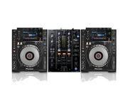 Pioneer CDJ900 Nexus and Pioneer DJM-450 Package