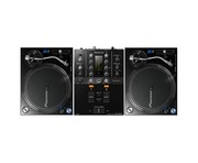 Pioneer PLX-1000 Turntable & DJM250 MK2 Mixer Package