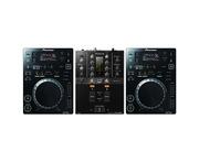 Pioneer CDJ350 & DJM250 MK2 Mixer Package