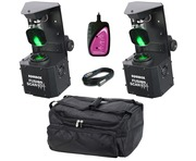 2x Equinox Fusion Scan MAX with Bag & Controller