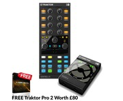 Native Instruments Traktor Kontrol X1 Mk2 & Audio 2 Package