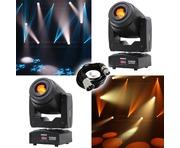 2x Equinox Fusion 100 Spot MKII & Cable