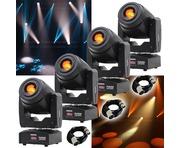 4x Equinox Fusion 100 Spot MKII & Cables