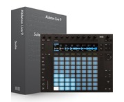 Ableton Push 2 & Ableton Live 9 Suite Edition UPG from Live Intro (No Box)