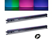 Marq Colormax BAT (Pair) with Cable