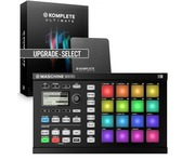 NI Maschine Mikro MK2 & Komplete 11 Ultimate UPG Select
