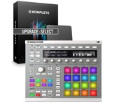 Native Instruments Maschine MK2 White & Komplete 11 UPG Select