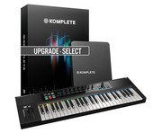 Native Instruments Komplete Kontrol S49 & Komplete 11 UPG Select