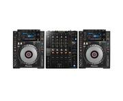 Pioneer CDJ 900 Nexus and DJM-750 MK2 Package