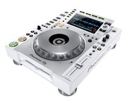 Pioneer CDJ-2000NXS2-W Limited Edition White