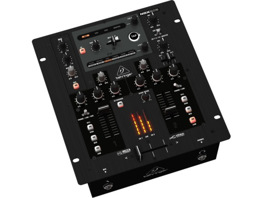 Behringer NOX202 Pro DJ Mixer