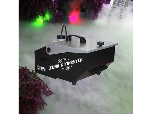 Fogtec Zero G Froster Fog Machine