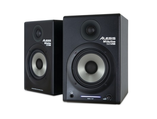 Alesis M1 520 Active USB Studio Monitors
