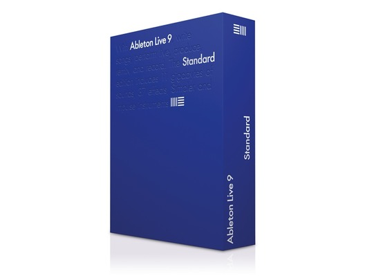 Ableton Live 9 Standard Edition UPG from Live Intro