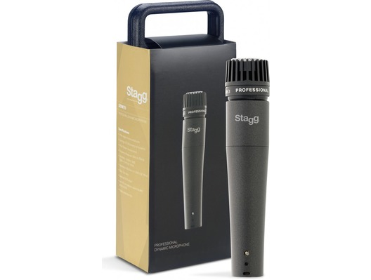 Stagg SDM70 Metal Dynamic Instrument Microphone