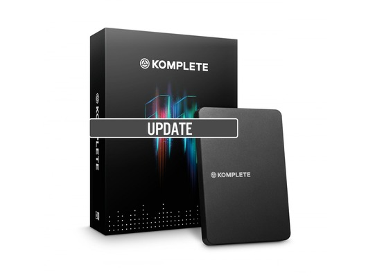Native Instruments Komplete 11 Update K2-10