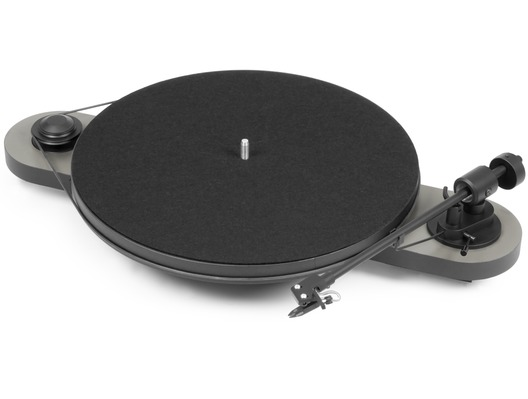 Pro-Ject Elemental Phono USB (Silver) Turntable